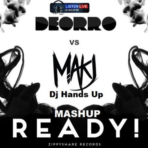 DERRO X MAKJ READY (DJ HANDS UP MASHUP) 2018 Promodj.com